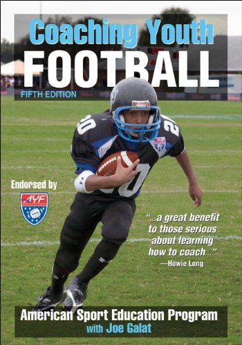 Coaching Youth Football  5th 2010 (Revised) edition cover