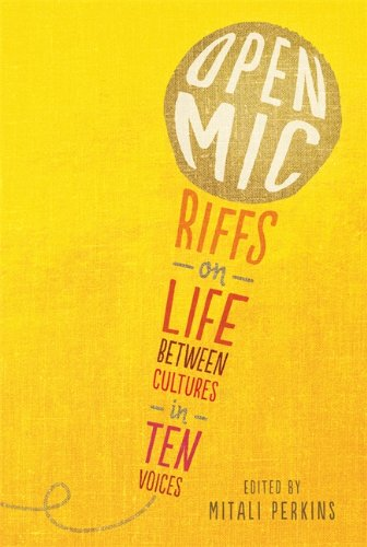 Open Mic Riffs on Life Between Cultures in Ten Voices N/A edition cover