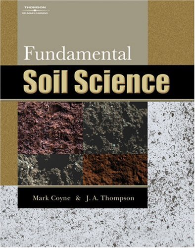 Fundamental Soil Science   2006 edition cover