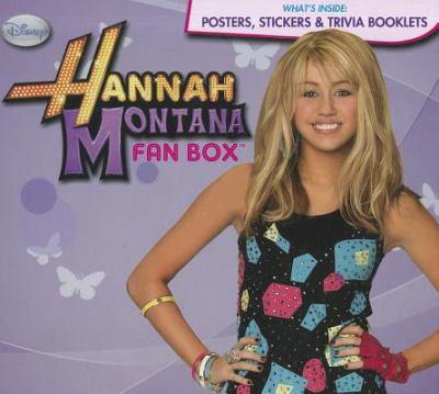 Hannah Montana Fan Box:  2010 edition cover
