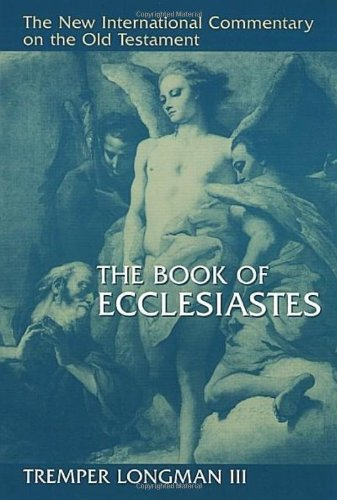 Book of Ecclesiastes   1997 edition cover