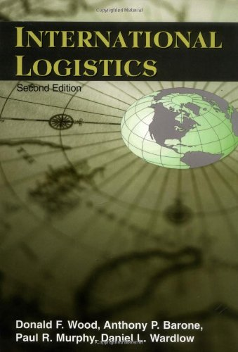 International Logistics  2nd 2002 edition cover