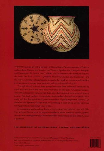 Paths of Life American Indians of the Southwest and Northern Mexico N/A edition cover