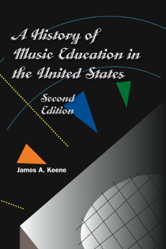 History of Music Education in the United States  2nd 2010 edition cover