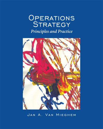 Operations Strategy Principles and Practice N/A edition cover