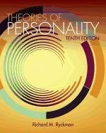 Theories of Personality  10th 2013 edition cover