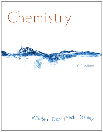 Chemistry  10th 2014 edition cover