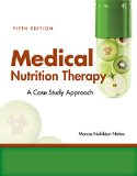 Medical Nutrition Therapy: A Case-study Approach  2016 9781305628663 Front Cover