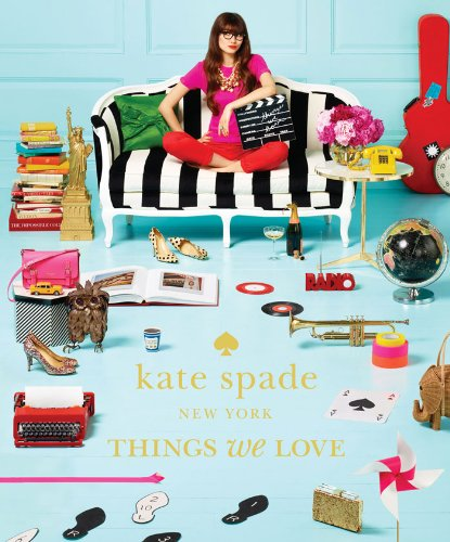 Kate Spade New York Things We Love  2012 edition cover