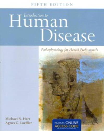Introduction to Human Disease Pathophysiology for Health Professionals 5th 2012 edition cover