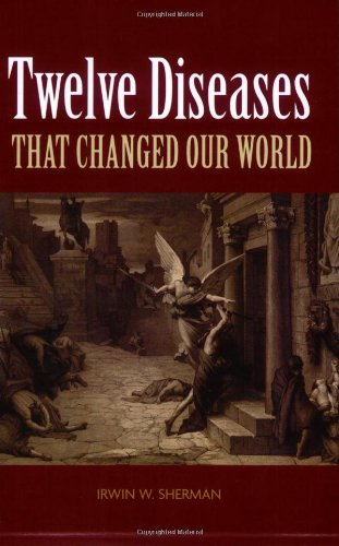 Twelve Diseases That Changed Our World  2008 edition cover