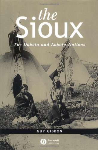 Sioux The Dakota and Lakota Nations  2002 edition cover