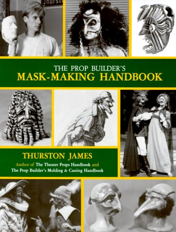 Prop Builder's Mask-Making Handbook   1990 edition cover