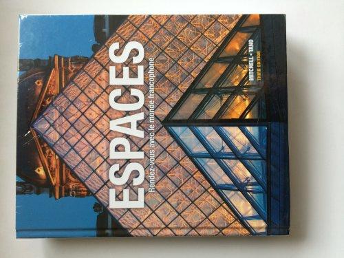 Espaces 3e SE + SSPlus(vTxt) + WSAM  3rd (Revised) edition cover