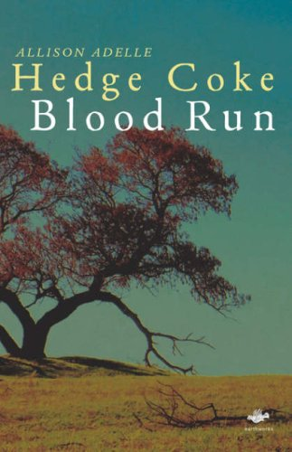Blood Run   2006 9781844712663 Front Cover