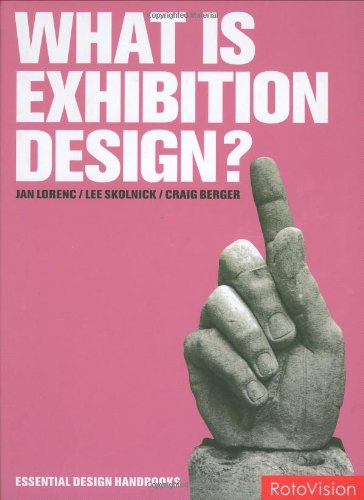 What Is Exhibition Design?   2007 edition cover