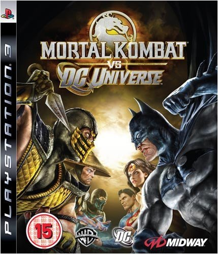 Mortal Kombat vs. DC Universe - Special Edition (PS3) PlayStation 3 artwork