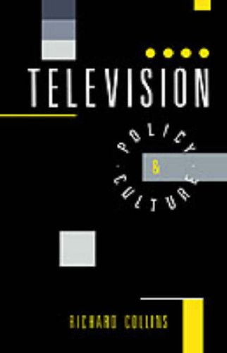 Television Policy and Culture  1990 9780044457664 Front Cover