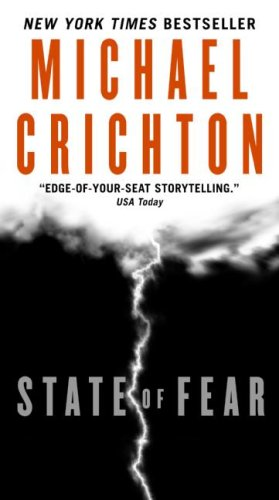 State of Fear  N/A edition cover