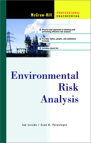 Environmental Risk Analysis   2001 edition cover