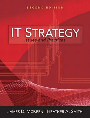 IT Strategy Issues and Practices 2nd 2012 (Revised) edition cover