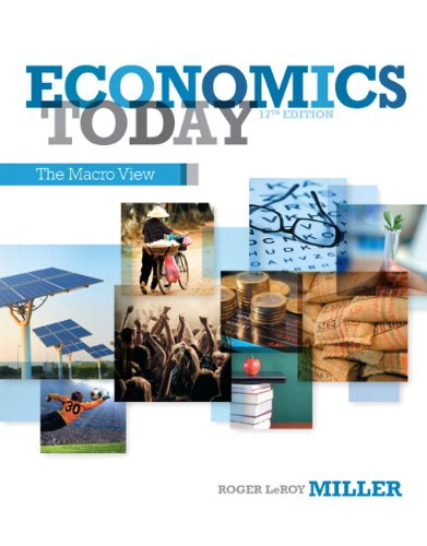 Economics Today The Macro View 17th 2014 edition cover