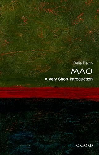 Mao: a Very Short Introduction   2013 edition cover