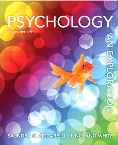 Psychology An Exploration 2nd 2013 9780205249664 Front Cover