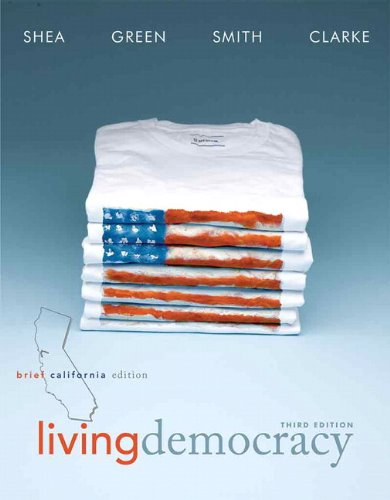 Living Democracy  3rd 2011 9780205827664 Front Cover