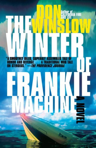 Winter of Frankie Machine  N/A edition cover