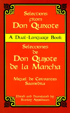Selections from Don Quixote A Dual-Language Book  1999 edition cover