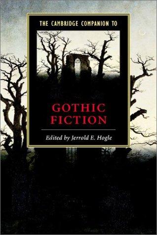 Cambridge Companion to Gothic Fiction   2002 edition cover