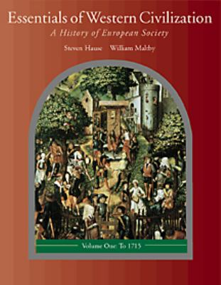 Essentials of Western Civilization A History of European Society, since 1715  2001 9780534578664 Front Cover