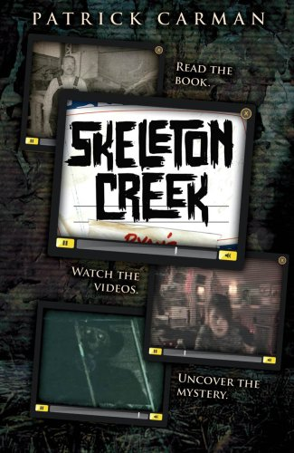 Skeleton Creek   2009 edition cover