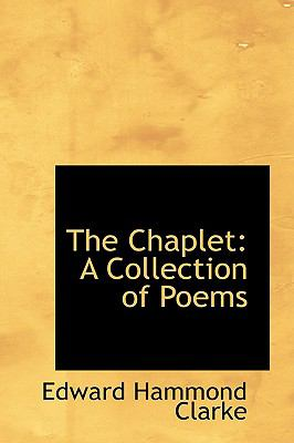 Chaplet : A Collection of Poems N/A edition cover
