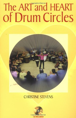 Art and Heart of Drum Circles   2003 edition cover