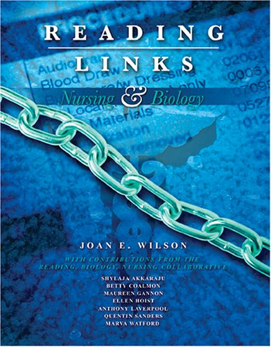 Reading Links : Nursing and Biology Revised  9780757513664 Front Cover