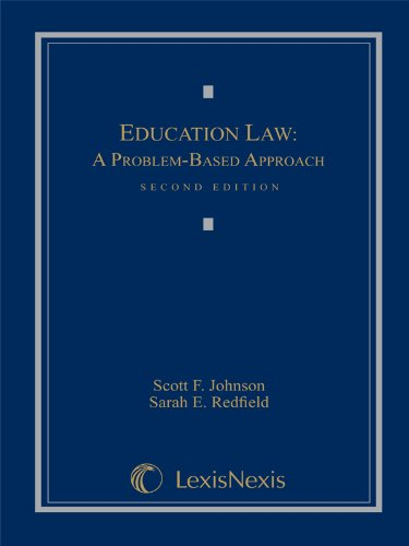 Education Law A Problem-Based Approach 2nd 2012 edition cover