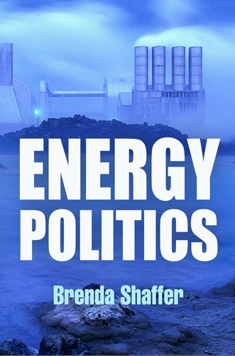Energy Politics   2009 edition cover