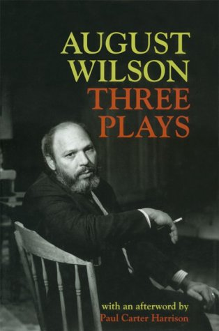 Three Plays   1991 (Reprint) edition cover