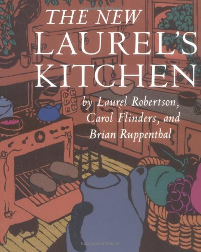 New Laurel's Kitchen  2nd edition cover