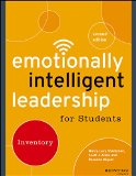 Emotionally Intelligent Leadership for Students Inventory 2nd 2015 edition cover