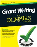 Grant Writing for Dummies�  5th 2014 edition cover