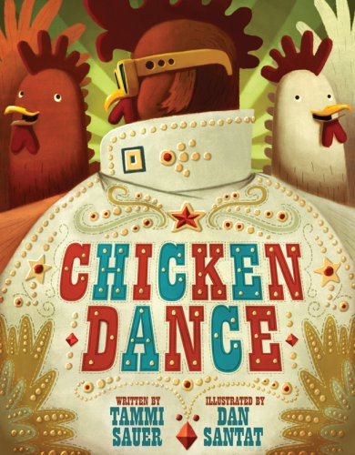 Chicken Dance   2009 edition cover