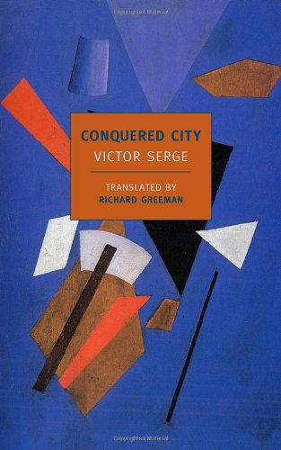 Conquered City   2010 edition cover