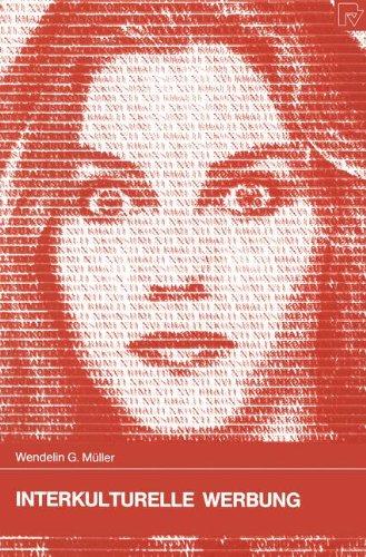 Interkulturelle Werbung:   1996 edition cover