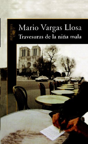 Las Travesuras de la Nina Mala  2nd edition cover