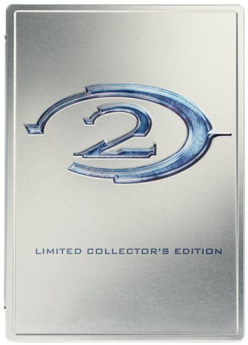 Halo 2 - Limited Edition In Metal Box (XBOX) Xbox artwork