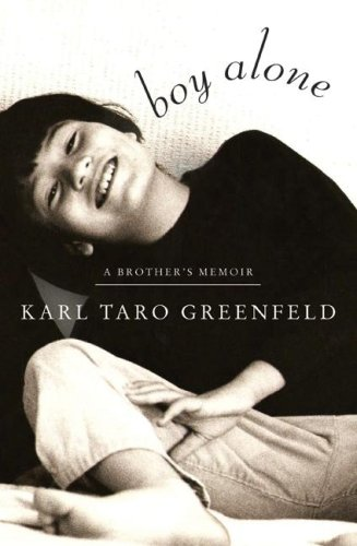 Boy Alone A Brother's Memoir  2009 9780061136665 Front Cover