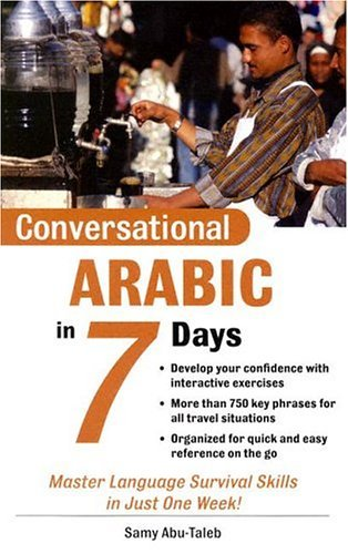 Conversational Arabic in 7 Days  2nd 2004 edition cover